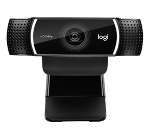 C922 PRO STREAM WEBCAM C922 PRO STREAM WEBCAM